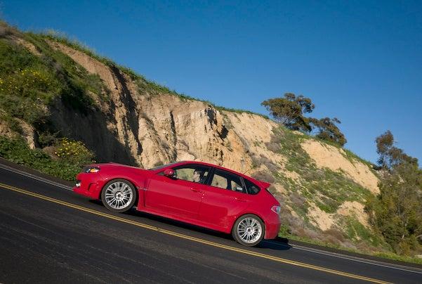 2008 Subaru Impreza WRX STI, Part Three