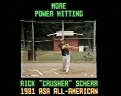 Softball How-To Video Is Way Too 80s