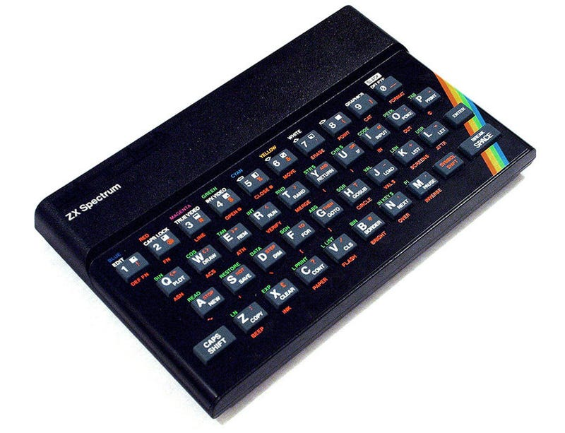 Any Excuse Is Good to Post the ZX Spectrum