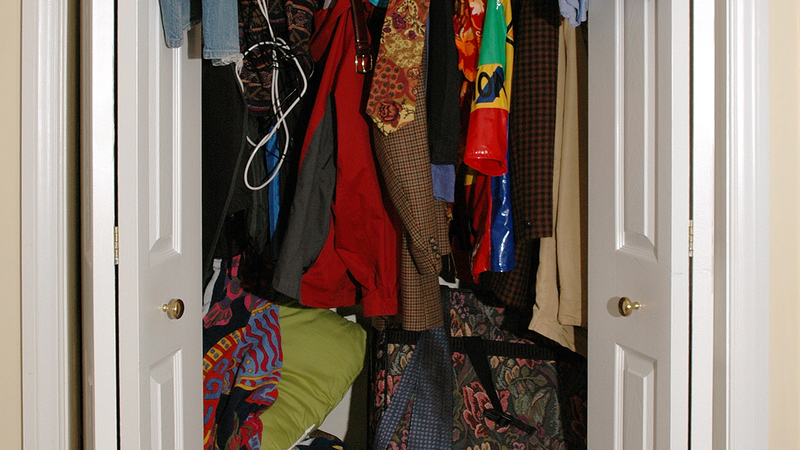 How Can I Turn My Closet into an Office?