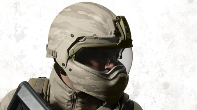 US Army's new awesome helmet turns war into deadly video game