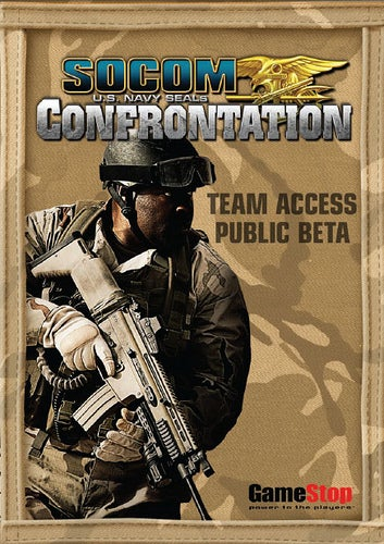 SOCOM Beta Kicks Off in Sept, How You Can Get In