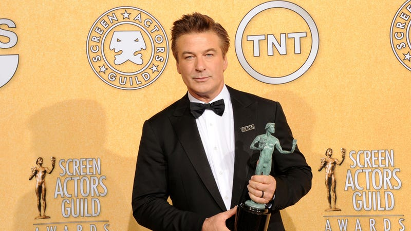 Alec Baldwin Says He's Quitting 30 Rock After NBC Pisses Him Off