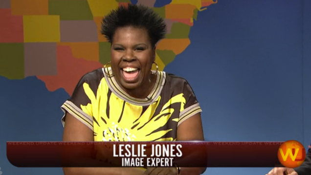 You'll Be Seeing a Lot More of Leslie Jones on SNL