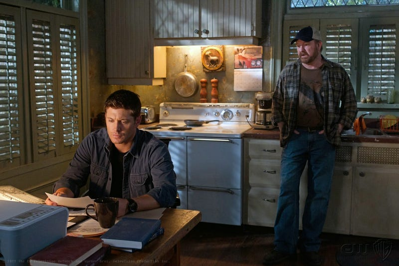 "Supernatural 7×02 ""Hello, Cruel World"" Episode Stills"