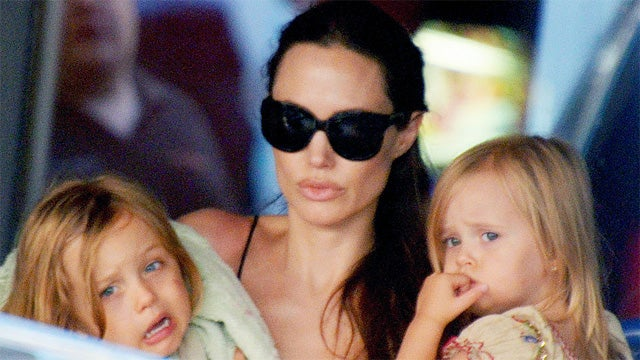 Angelina's Evil Plot to Steal Another Man From Aniston