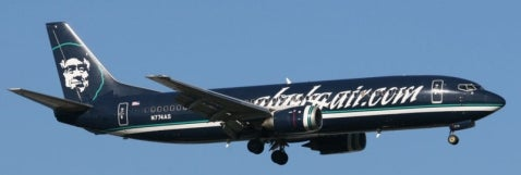 Alaska Airlines and Row 44 Planning First U.S. Satellite-Based In-Air Wi-Fi