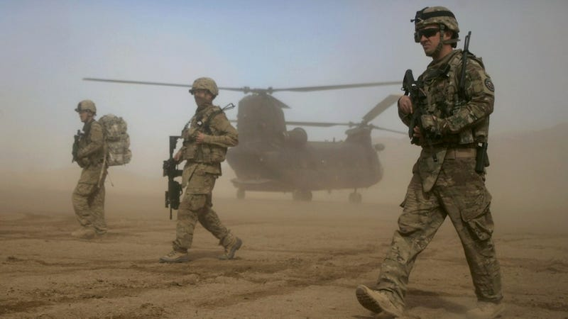 Americans Officially Don't Care About the War in Afghanistan Anymore
