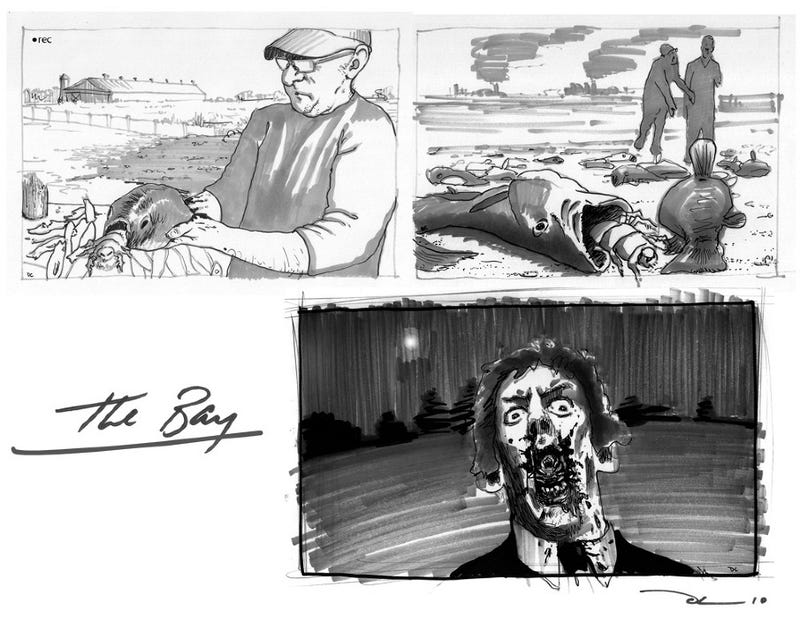 Concept art proves Barry Levinson's The Bay will include one of your favorite internet gross-outs
