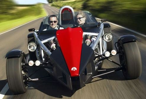 Ariel Atom Gets Removable Windshield