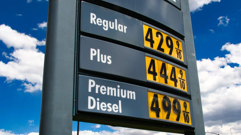 Great News! Gas Prices Will Be Cheaper In 2013, Everything Else Won't Be