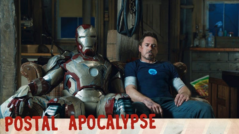 What will happen if Robert Downey Jr. stops being Iron Man?