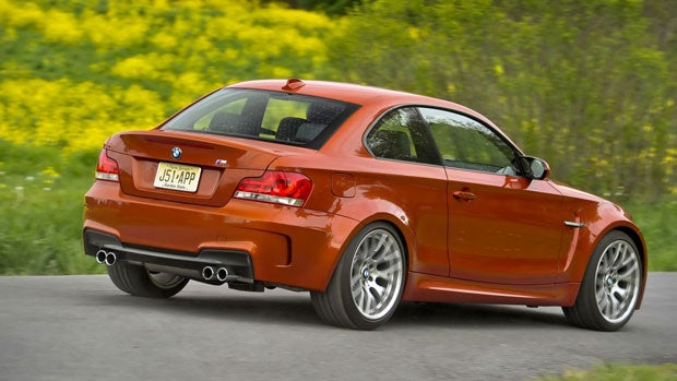2011 BMW 1 Series M Coupe: First Drive