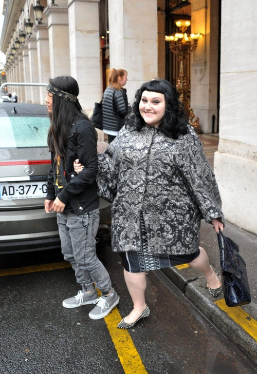 Beth Ditto Can't Curb Her Enthusiasm