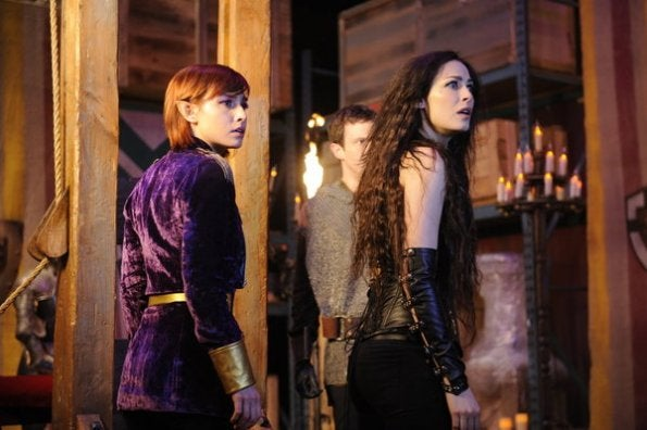 """Warehouse 13 3x06, """"Don't Hate the Player"""" Pictures"""