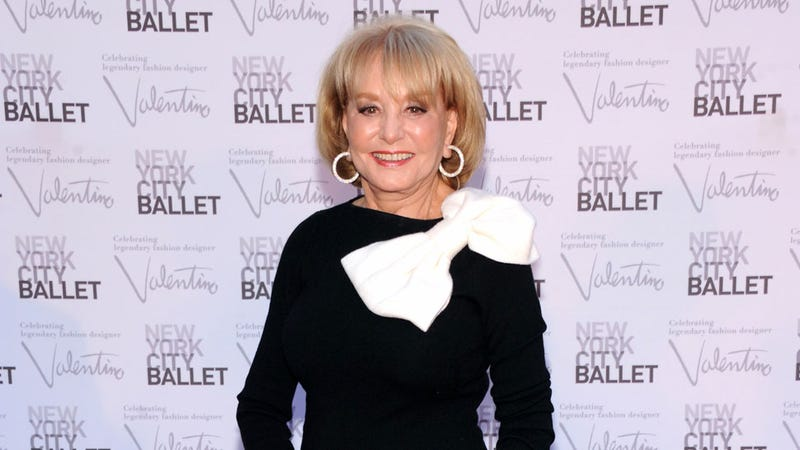 Barbara Walters to Announce Retirement?
