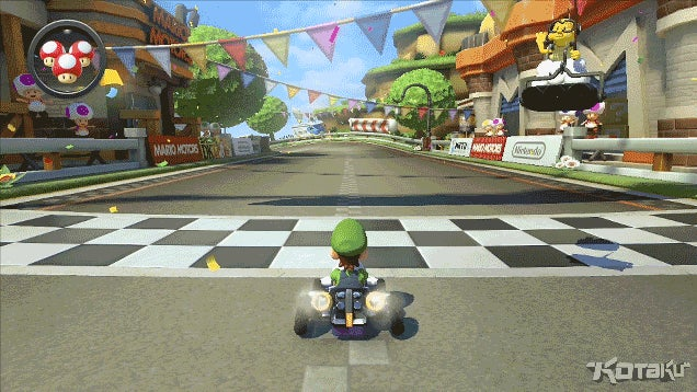 ​How To Get A Perfect Starting Boost In Mario Kart 8