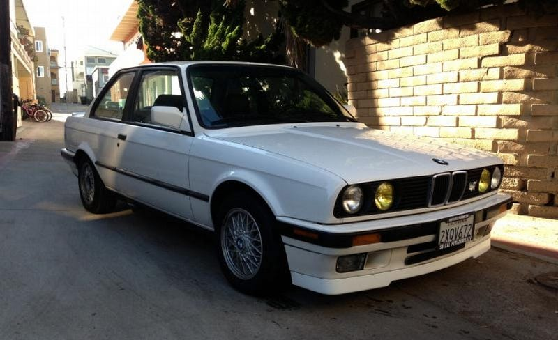 For $4,900, This Bimmer Has Miles To Go Before It Sleeps