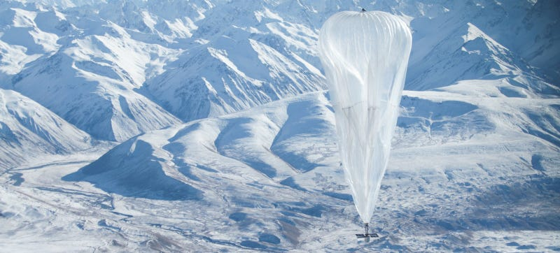 New Zealand Just Mistook Google's Project Loon for a Crashing Airplane