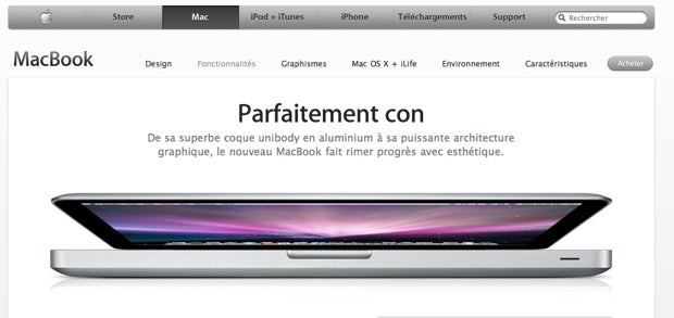"Apple France on MacBook launch: ""Perfectly idiotic"""