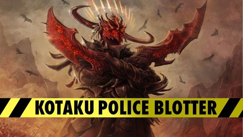 Police Blotter: Magic: The Burglaring