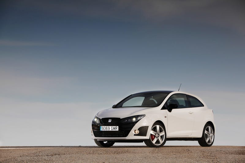 The Spanish Idea Of A Smaller VW Golf Turns 30 This Week