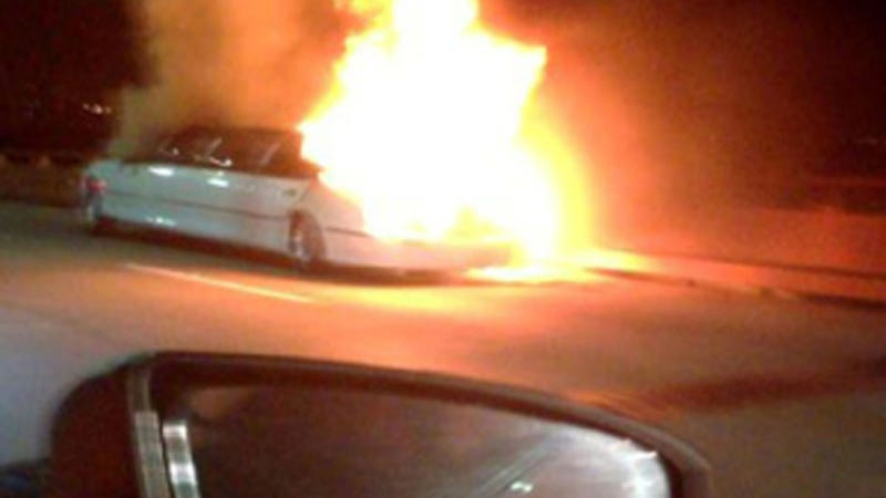 Limo Fire That Killed Bride And Four Friends Given Mechanical Cause