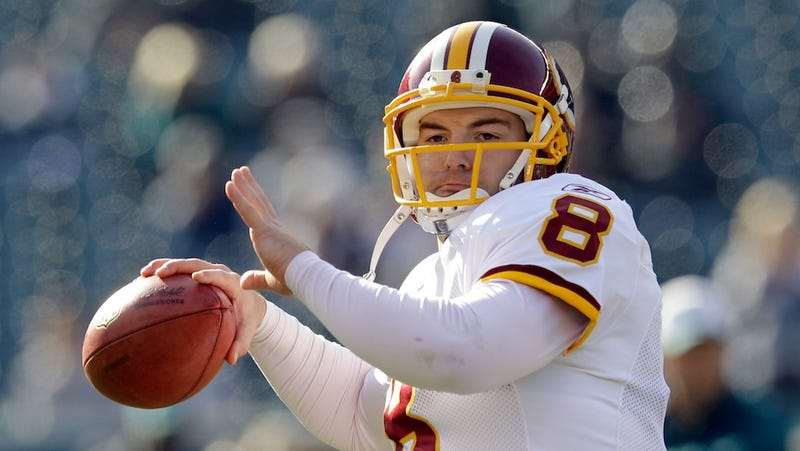 What Food Does Rex Grossman Want Named After Him? Beer, Of Course