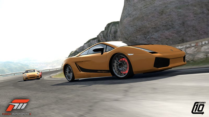 New Forza 3 Screens: Exclusive Cars