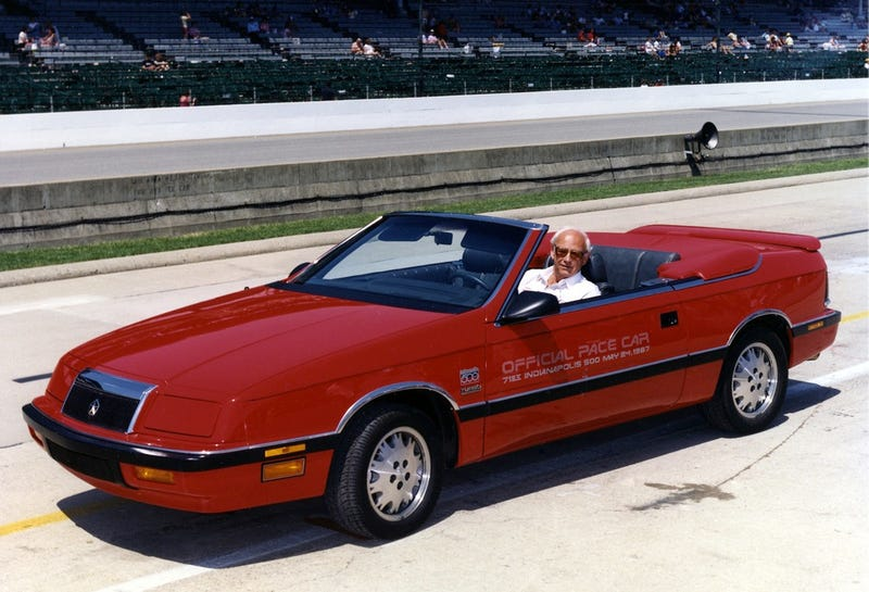 Pace of Crap: The Worst Indy 500 Pace Cars