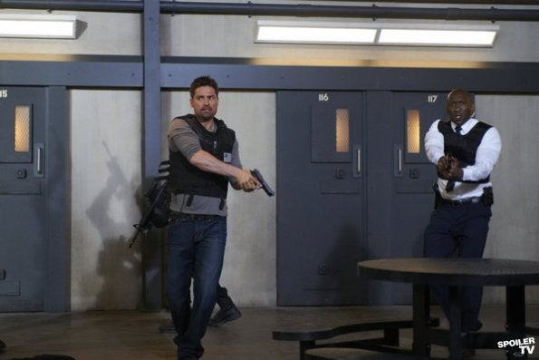 Alphas Season 2 Premiere Pics