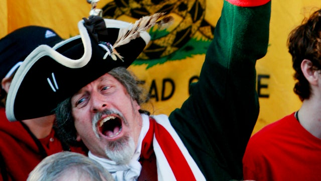 Las Vegas Resort Sues Tea Party Group for Unpaid Bills