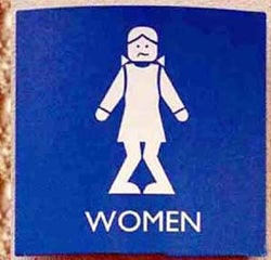 Ladies Need More Ladies' Rooms • Japanese Women Embrace Running