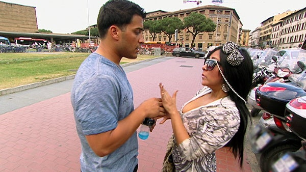 Jersey Shore: The Case of the Disappearing Boyfriend