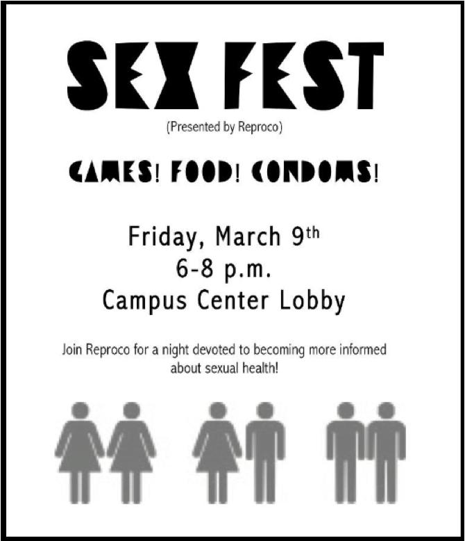 College Sex Fest Inspires Conservative Bullshit