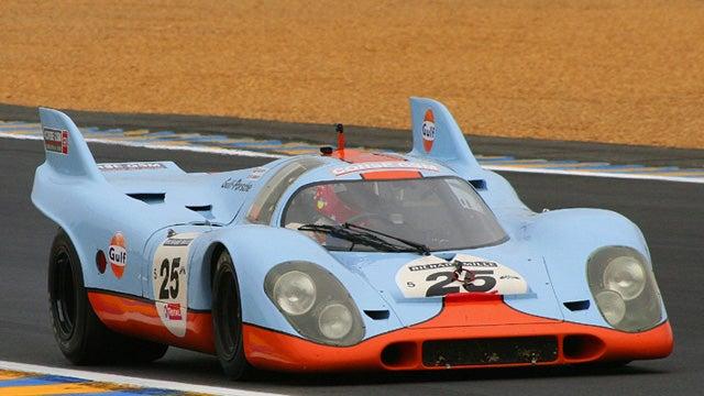 Le Porsche