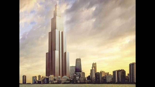 Here's China's impossible plan to build the world's tallest building in a mere 90 days