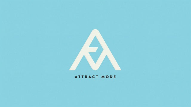 Hey, Go Check Out The New Attract Mode, OK?