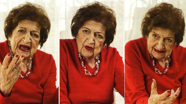 Helen Thomas Explains Herself (And Everything Else) To Playboy