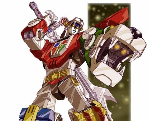 Voltron Mania for Tabletop Gamers