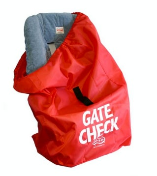 Parental PSA – Car Seats Belong In Bags When You Fly