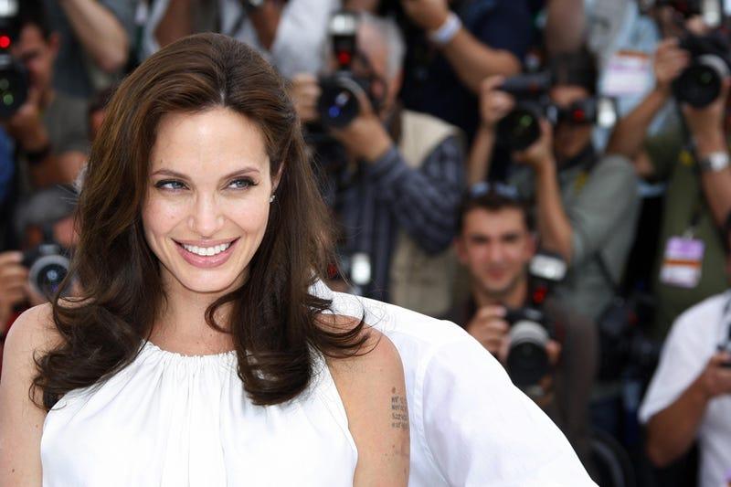 "Angelina Jolie, ""Scary Smart"" Media Mastermind"