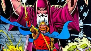 Torchwood + Alt History Merlin = Camelot