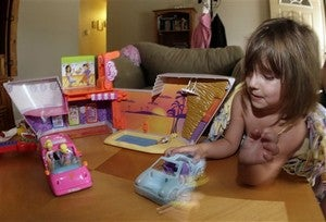 Are Kids' Toy Preferences Hardwired?