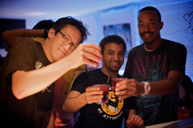 The Ars and Giz WWDC Party Was a Good Time
