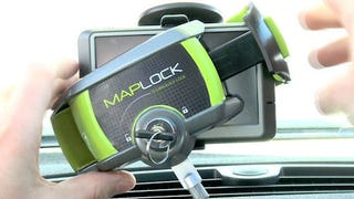 Maplock is Like a Steering Wheel Lock for Your GPS