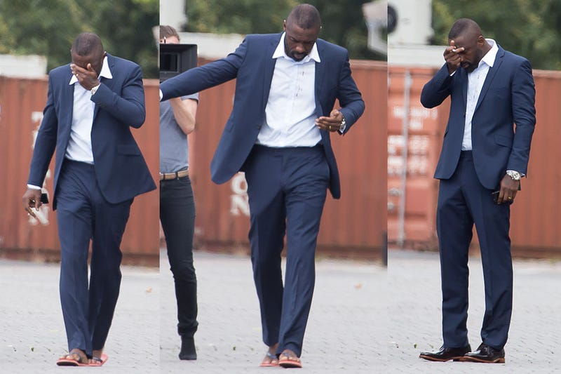 Is This Idris Elba's Dick or What?