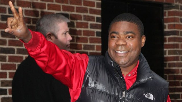 Tracy Morgan Collapses At Sundance Festival But Not Because Of Drugs, Alcohol Or Kevin Federline's Fatness
