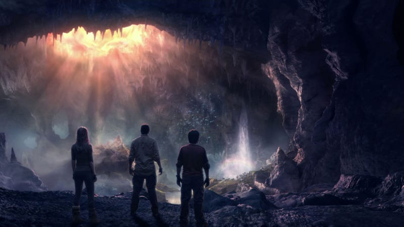 12 Incredibly Strange Underground Realms from Science Fiction