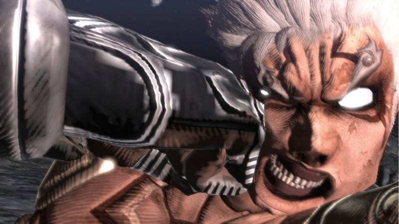 You May Punch Heavily-Armed Buddhas and Giant Elephants in Asura's Wrath, And You Might Like It